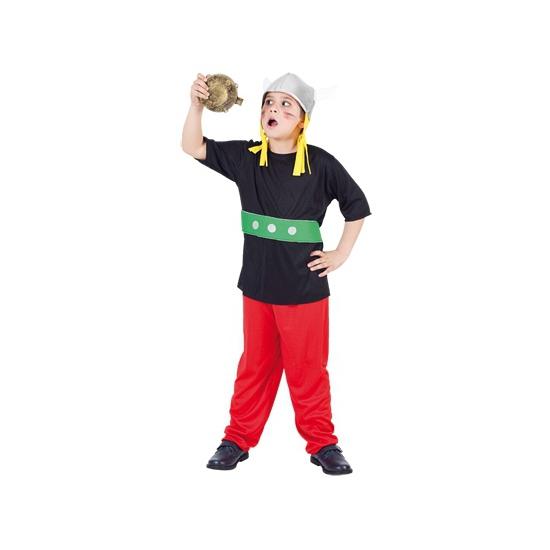3 delig Gallier kostuum voor kinderen