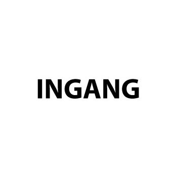 Aanduiding sticker Ingang