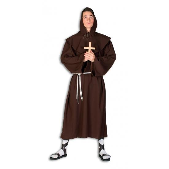 Abdij kostuum voor volwassenen