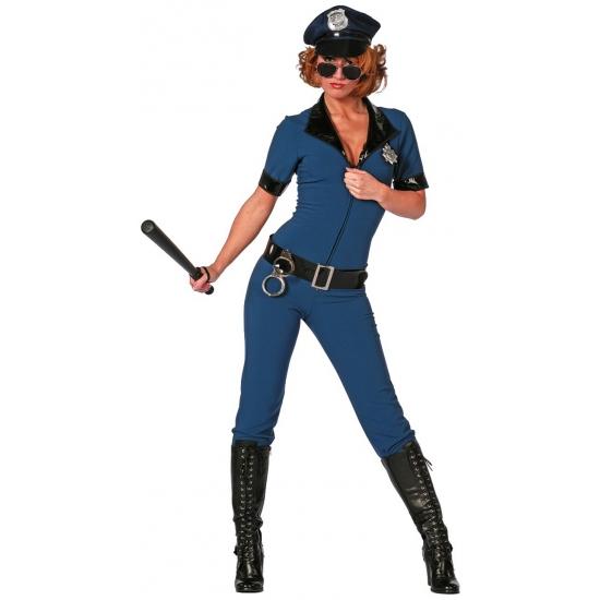Agent jumpsuit voor dames