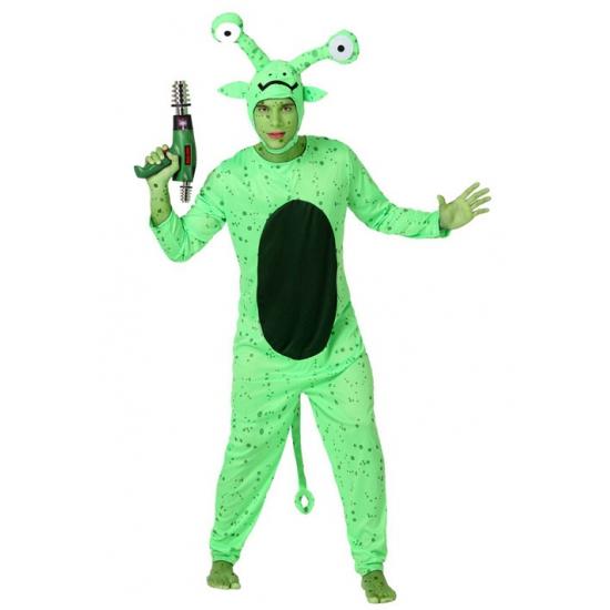 Alien verkleedkleding