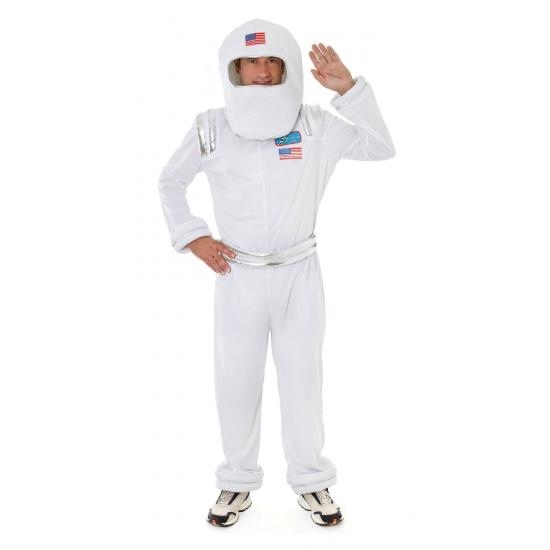 Astronauten outfit met helm