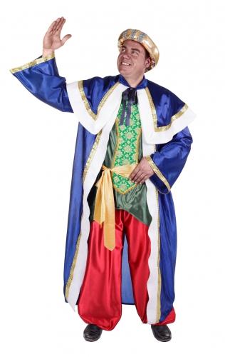 Balthasar Drie Wijzen kostuum voor volwassenen