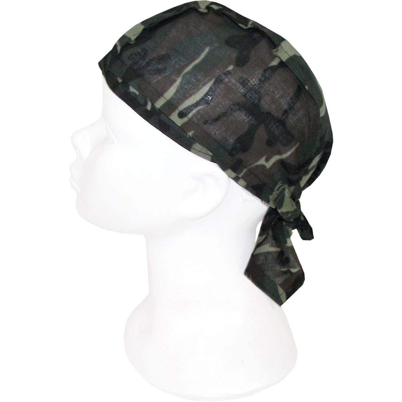 Bandana met camouflage print voor kinderen