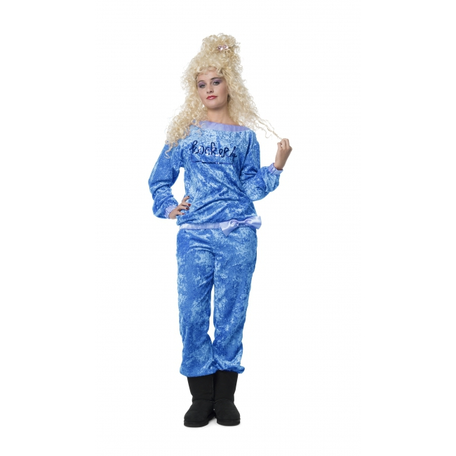 Blauw Roy Donders look a like huispak