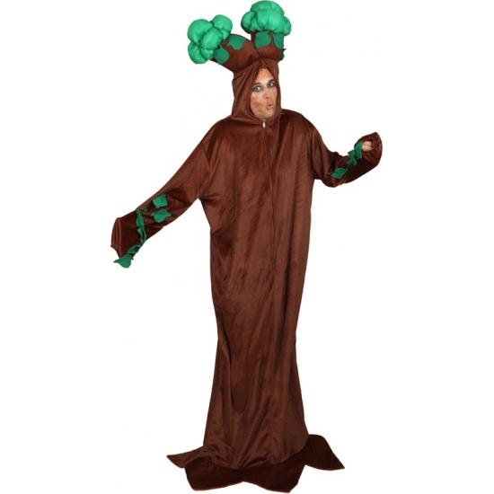 Boom kostuum voor volwassenen