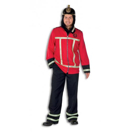 Brandweer outfit voor heren