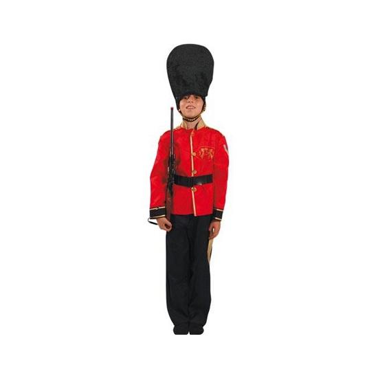 Britse soldaat pak voor kinderen