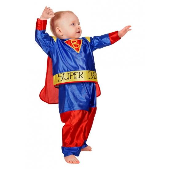 Carnaval kostuum Super baby