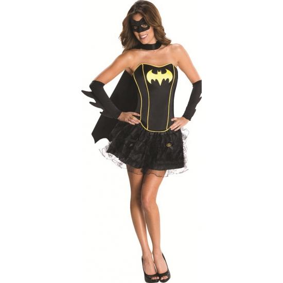 Carnaval superheld Batman suit dames