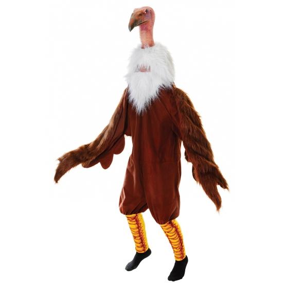 Carnavals pak van een gier