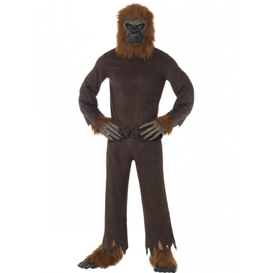 Carnavalskleding apenpak