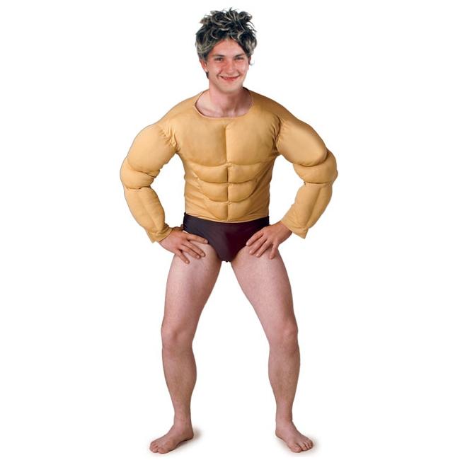 Carnavalskleding Bodybuilder pak