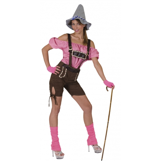 Carnavalskleding Sexy tirol dames