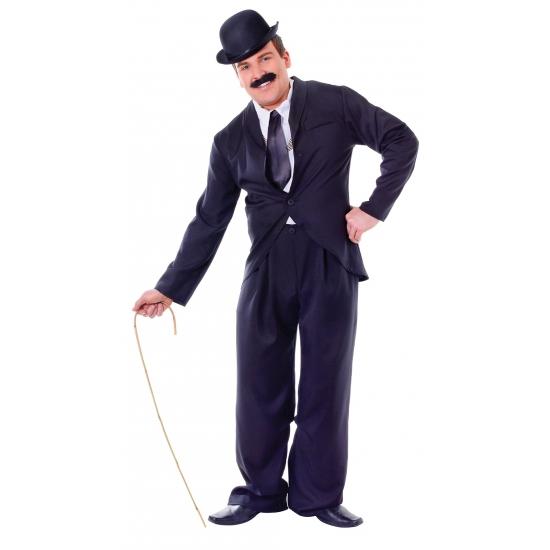 Charlie verkleed kostuum voor heren