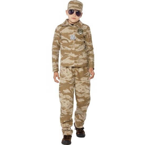 Commando verkleed outfit voor jongens