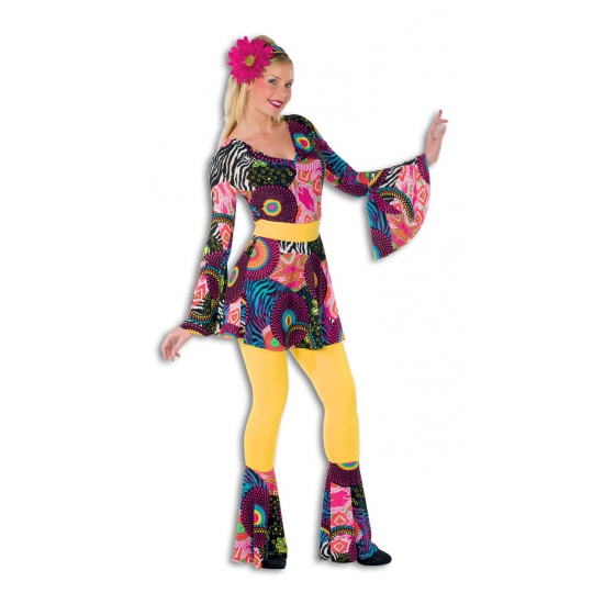 Compleet disco outfit dames