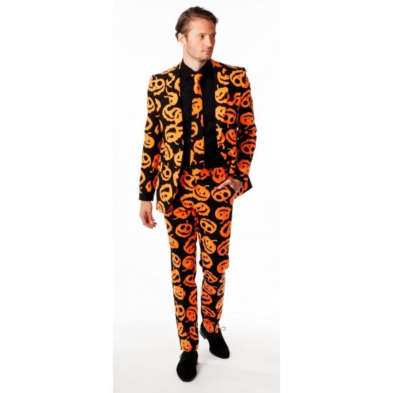 Compleet kostuum met pompoen print