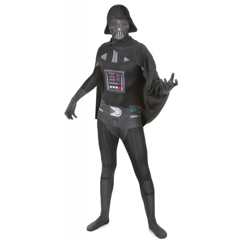 Darth Vader second skin verkleed pak