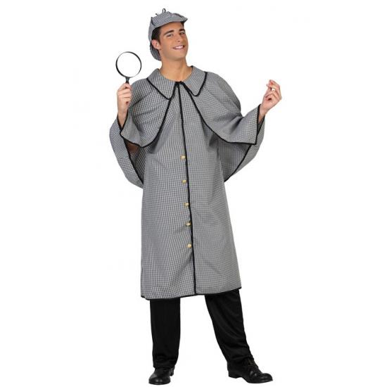Detective Sherlock kostuum