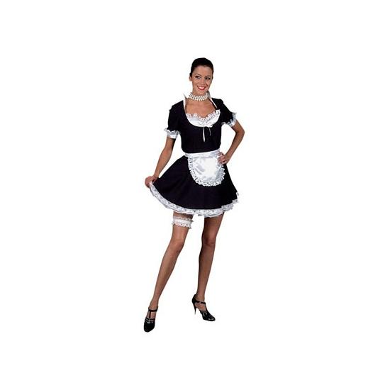 Dienstmeisjes kostuum dames
