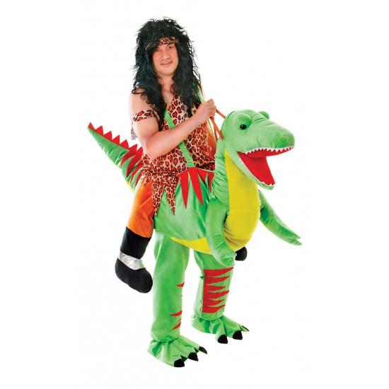 Dinosaurus kostuum voor volwassenen