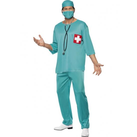 Dokter verkleedkleding chirurg