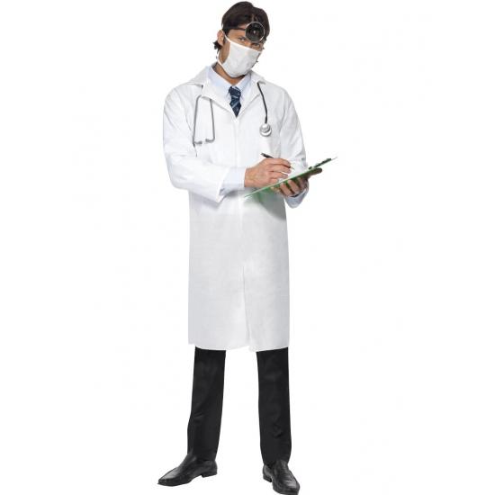Dokter verkleedkleding heren