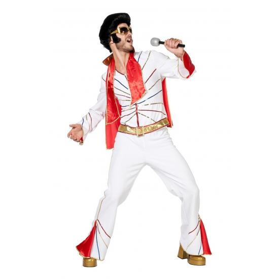Elvis Carnavalspak voor heren