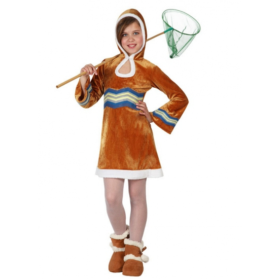 Eskimo jurkje voor meisjes