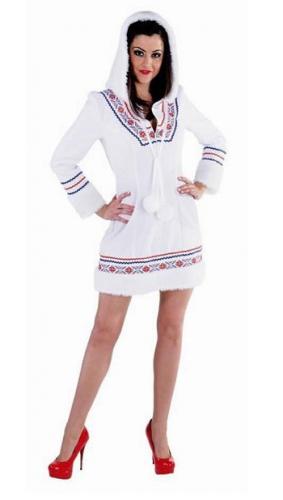 Eskimo verkleedkleding voor dames