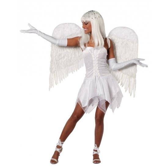 Fee jurkje wit dames