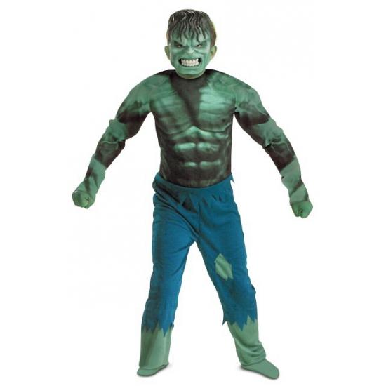 Feest Incredible Hulk jongens kostuum