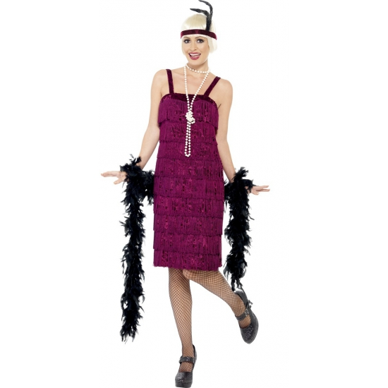 Flapper dress voor dames