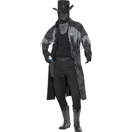 Geest cowboy kostuum voor heren