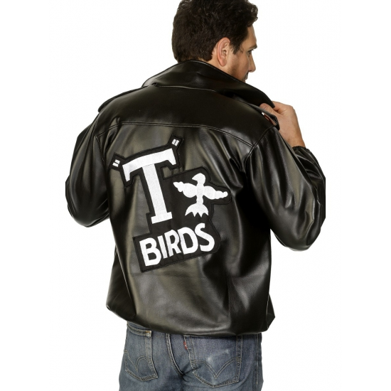 Grease Carnavals kleding T Birds