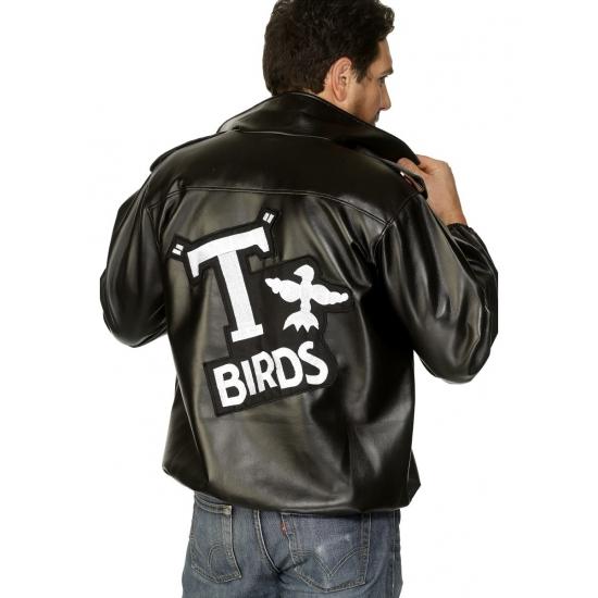 Grease kostuums van de T Birds