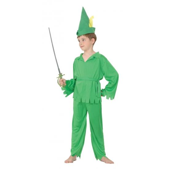 Groen Peter pakje voor kinderen