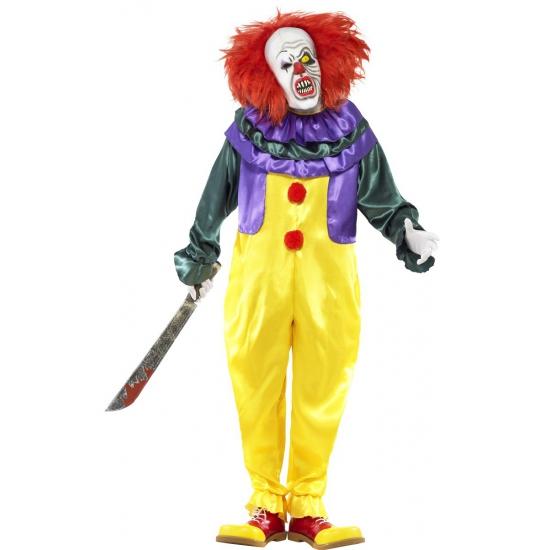 Halloween clownspakken
