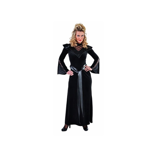 Halloween Dames vampier jurk