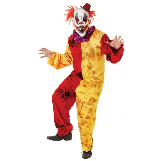 Halloween Horror clown kostuum