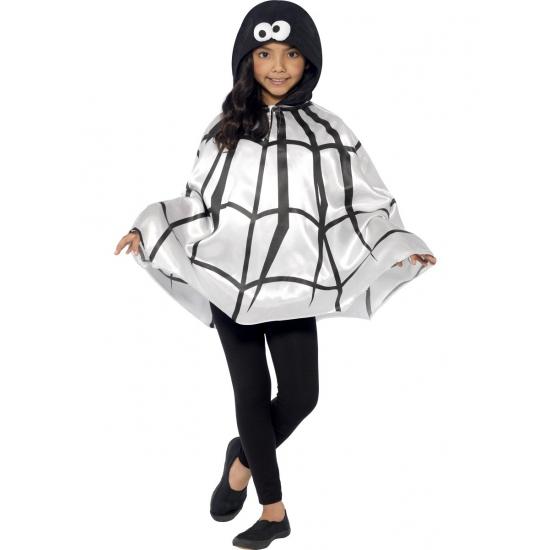 Halloween kostuum spinnen cape voor kinderen