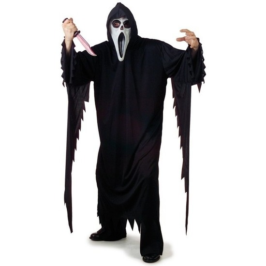 Halloween oufit voor dames en heren