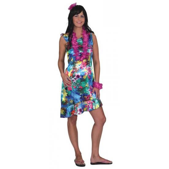 Hawaii jurk voor dames