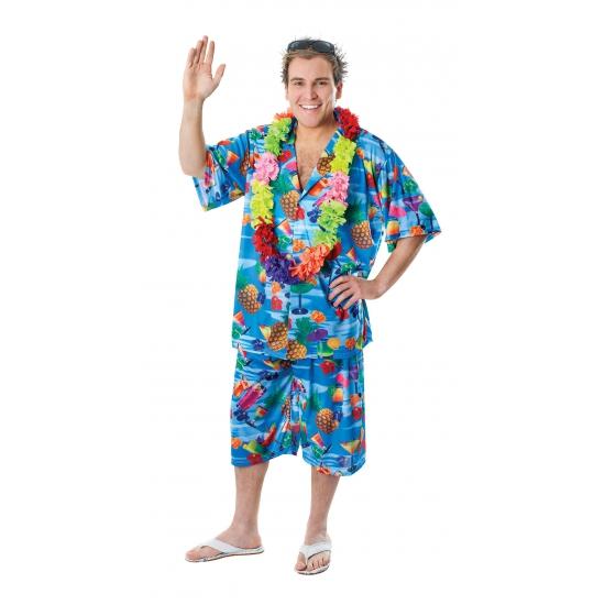 Hawaii pakken voor heren