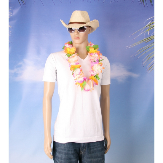Hawaii verkleed set voor heren maat XL/XL