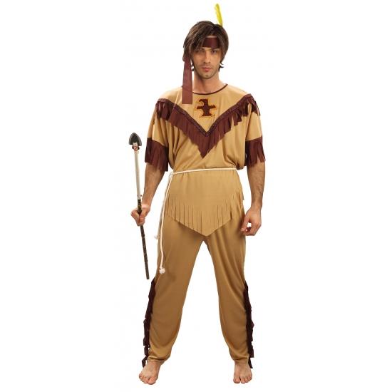 Heren kostuum indiaan