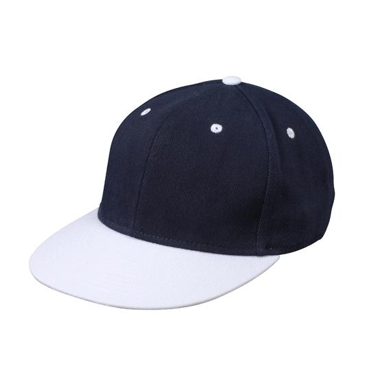Hippe baseball cap navy/wit