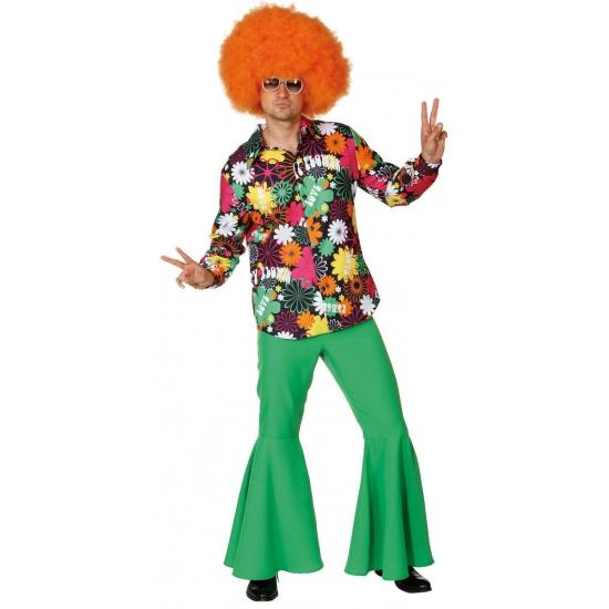 Hippie overhemd voor heren