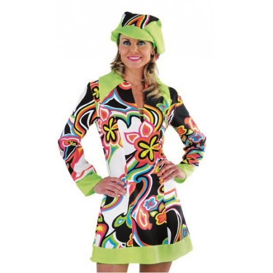 Hippie/Sixties jurk dames